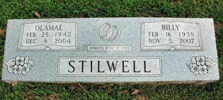 TINCHER STILWELL, OLAMAE - Washington County, Arkansas | OLAMAE TINCHER STILWELL - Arkansas Gravestone Photos