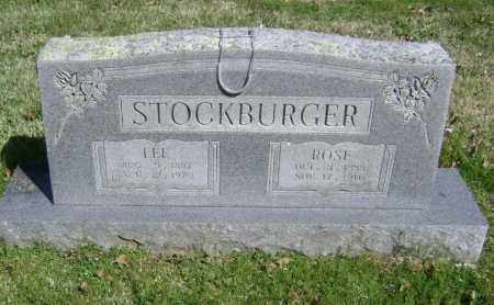 STOCKBURGER, LEE - Washington County, Arkansas | LEE STOCKBURGER - Arkansas Gravestone Photos