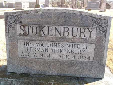 STOKENBURY, THELMA - Washington County, Arkansas | THELMA STOKENBURY - Arkansas Gravestone Photos