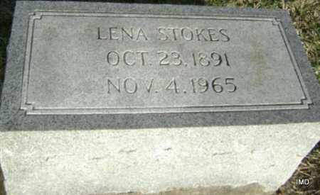 STOKES, LENA - Washington County, Arkansas | LENA STOKES - Arkansas Gravestone Photos