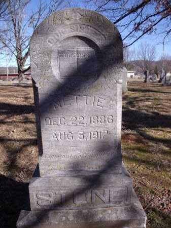 STONE, NETTIE - Washington County, Arkansas | NETTIE STONE - Arkansas Gravestone Photos