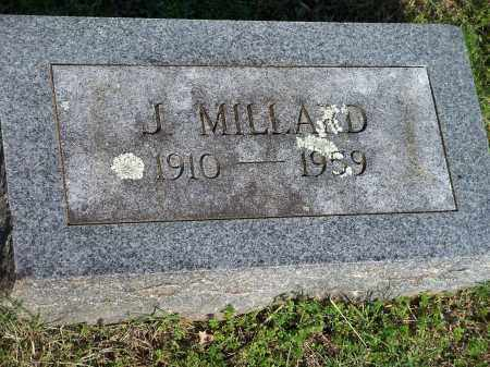 STONE, J. MILLARD - Washington County, Arkansas | J. MILLARD STONE - Arkansas Gravestone Photos