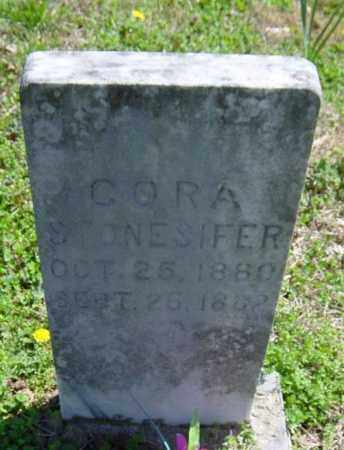STONESIFER, CORA - Washington County, Arkansas | CORA STONESIFER - Arkansas Gravestone Photos