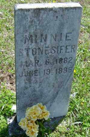 STONESIFER, MINNIE - Washington County, Arkansas | MINNIE STONESIFER - Arkansas Gravestone Photos