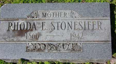 STONESIFER, RHODA E. - Washington County, Arkansas | RHODA E. STONESIFER - Arkansas Gravestone Photos