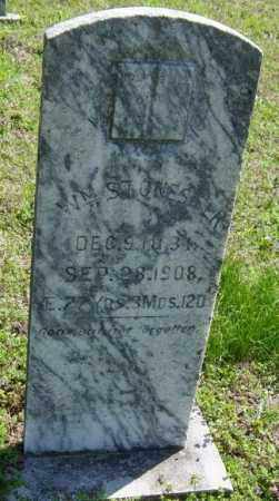 STONESIFER, WILLIAM - Washington County, Arkansas | WILLIAM STONESIFER - Arkansas Gravestone Photos