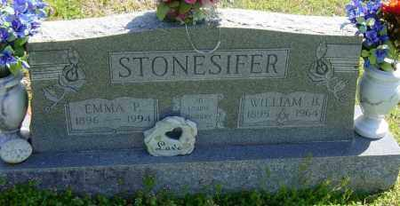 STONESIFER, WILLIAM B. - Washington County, Arkansas | WILLIAM B. STONESIFER - Arkansas Gravestone Photos