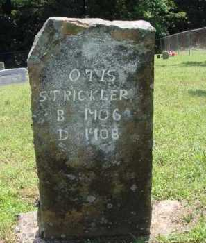STRICKLER, OTIS - Washington County, Arkansas | OTIS STRICKLER - Arkansas Gravestone Photos