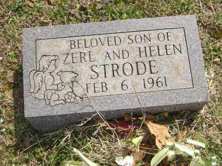 STRODE, INFANT SON - Washington County, Arkansas | INFANT SON STRODE - Arkansas Gravestone Photos