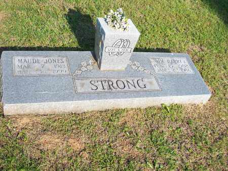 STRONG, WILLIAM HARRY - Washington County, Arkansas | WILLIAM HARRY STRONG - Arkansas Gravestone Photos
