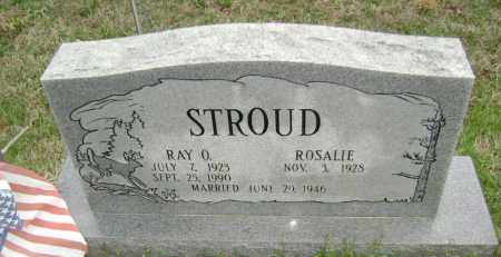 STROUD, RAY O. - Washington County, Arkansas | RAY O. STROUD - Arkansas Gravestone Photos
