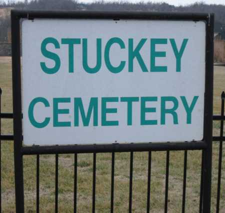 *STUCKEY CEMETERY GATE,  - Washington County, Arkansas |  *STUCKEY CEMETERY GATE - Arkansas Gravestone Photos