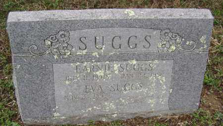 SUGGS, EARNIE - Washington County, Arkansas | EARNIE SUGGS - Arkansas Gravestone Photos