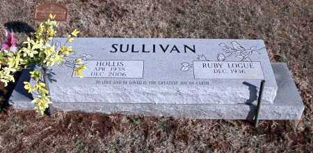 SULLIVAN, HOLLIS - Washington County, Arkansas | HOLLIS SULLIVAN - Arkansas Gravestone Photos