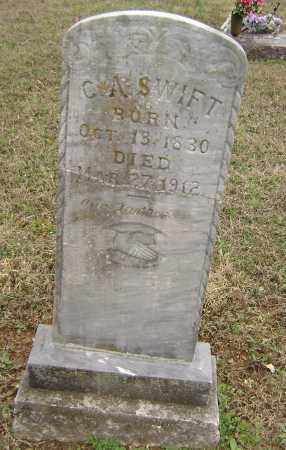 SWIFT, C. A. - Washington County, Arkansas | C. A. SWIFT - Arkansas Gravestone Photos