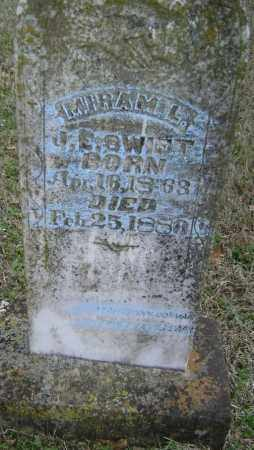 SWIFT, MIRAM L. - Washington County, Arkansas | MIRAM L. SWIFT - Arkansas Gravestone Photos