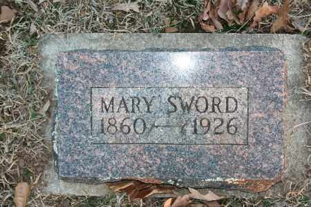 SWORD, MARY - Washington County, Arkansas | MARY SWORD - Arkansas Gravestone Photos