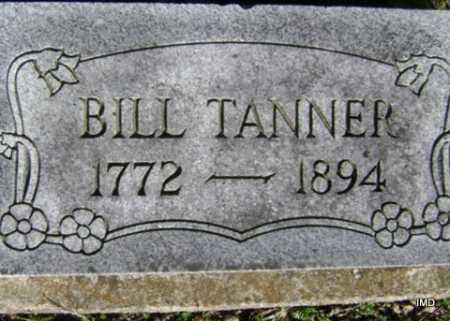 TANNER, BILL - Washington County, Arkansas | BILL TANNER - Arkansas Gravestone Photos