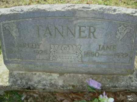 TANNER, MAREDY - Washington County, Arkansas | MAREDY TANNER - Arkansas Gravestone Photos