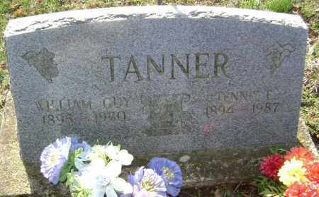 TANNER, TENNIE E. - Washington County, Arkansas | TENNIE E. TANNER - Arkansas Gravestone Photos