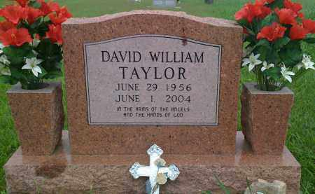 TAYLOR, DAVID WILLIAM - Washington County, Arkansas | DAVID WILLIAM TAYLOR - Arkansas Gravestone Photos