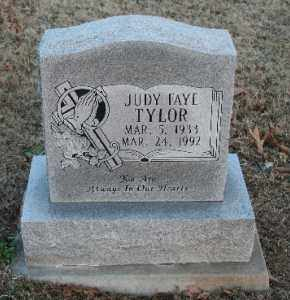TYLOR, JUDY FAYE - Washington County, Arkansas | JUDY FAYE TYLOR - Arkansas Gravestone Photos
