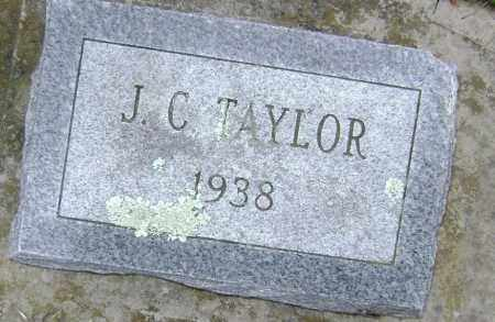 TAYLOR, J. C. - Washington County, Arkansas | J. C. TAYLOR - Arkansas Gravestone Photos