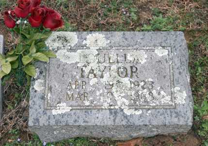 TAYLOR, LOUELLA - Washington County, Arkansas | LOUELLA TAYLOR - Arkansas Gravestone Photos