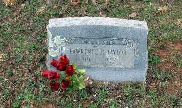 TAYLOR, LAWRENCE D. - Washington County, Arkansas | LAWRENCE D. TAYLOR - Arkansas Gravestone Photos