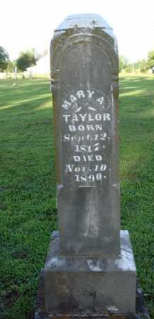 TAYLOR, MARY A. - Washington County, Arkansas | MARY A. TAYLOR - Arkansas Gravestone Photos