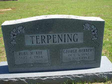 TERPENING, RUBY - Washington County, Arkansas | RUBY TERPENING - Arkansas Gravestone Photos