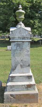 TERPENING, JENNIE MAY - Washington County, Arkansas | JENNIE MAY TERPENING - Arkansas Gravestone Photos