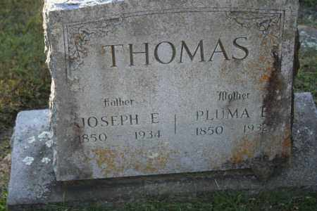 THOMAS, PLUMA E. - Washington County, Arkansas | PLUMA E. THOMAS - Arkansas Gravestone Photos