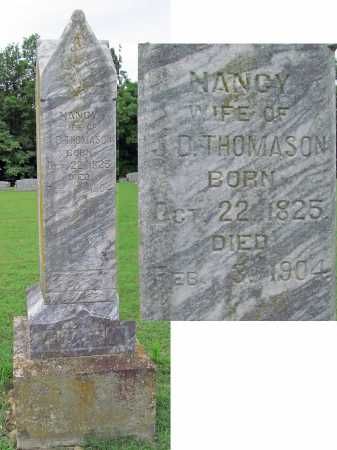 THOMASON, NANCY - Washington County, Arkansas | NANCY THOMASON - Arkansas Gravestone Photos