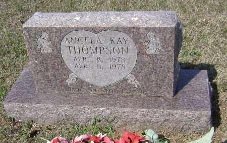 THOMPSON, ANGELA KAY - Washington County, Arkansas | ANGELA KAY THOMPSON - Arkansas Gravestone Photos