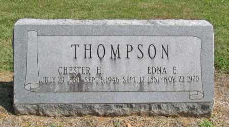 THOMPSON, EDNA E. - Washington County, Arkansas | EDNA E. THOMPSON - Arkansas Gravestone Photos