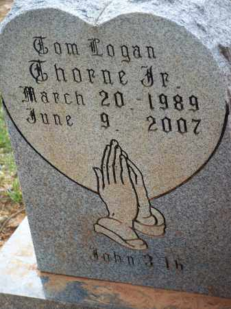 THORNE, TOM LOGAN, JR. - Washington County, Arkansas | TOM LOGAN, JR. THORNE - Arkansas Gravestone Photos