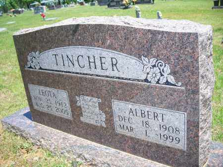 TINCHER, LEOTA - Washington County, Arkansas | LEOTA TINCHER - Arkansas Gravestone Photos
