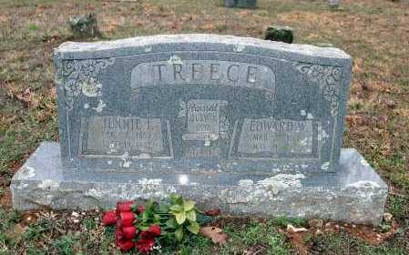 TREECE, EDWARD W. - Washington County, Arkansas | EDWARD W. TREECE - Arkansas Gravestone Photos