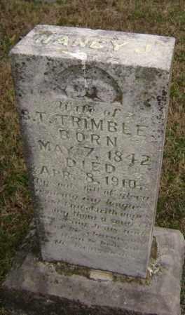 TRIMBLE, NANCY J. - Washington County, Arkansas | NANCY J. TRIMBLE - Arkansas Gravestone Photos