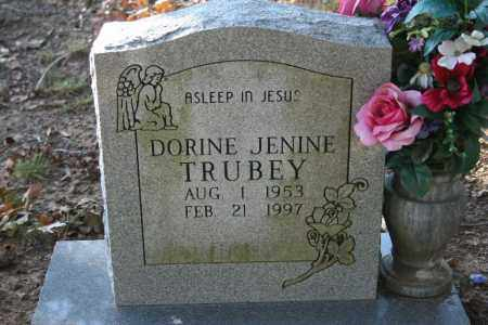 TRUBEY, DORINE JENINE - Washington County, Arkansas | DORINE JENINE TRUBEY - Arkansas Gravestone Photos
