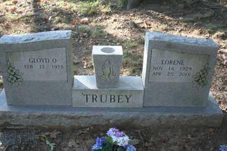 TRUBEY, LORENE - Washington County, Arkansas | LORENE TRUBEY - Arkansas Gravestone Photos