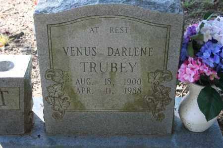 TRUBEY, VENUS DARLENE - Washington County, Arkansas | VENUS DARLENE TRUBEY - Arkansas Gravestone Photos