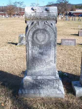 TUCKER, CLARA A. - Washington County, Arkansas | CLARA A. TUCKER - Arkansas Gravestone Photos