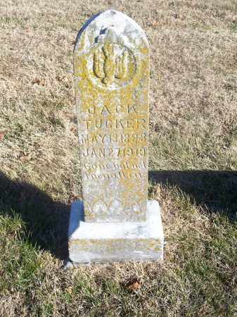 TUCKER, JACK - Washington County, Arkansas | JACK TUCKER - Arkansas Gravestone Photos