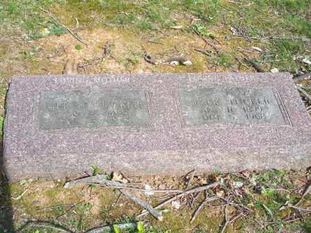 TUCKER, MACK - Washington County, Arkansas | MACK TUCKER - Arkansas Gravestone Photos