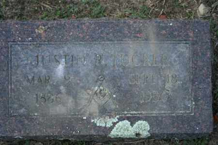 TUCKER, JUSTIN R. - Washington County, Arkansas | JUSTIN R. TUCKER - Arkansas Gravestone Photos