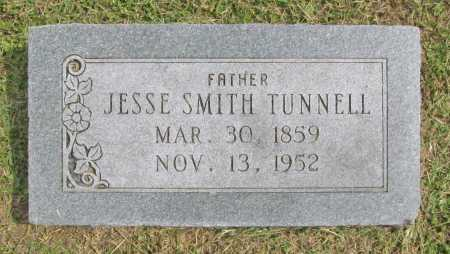 TUNNELL, JESSE SMITH - Washington County, Arkansas | JESSE SMITH TUNNELL - Arkansas Gravestone Photos