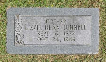 TUNNELL, LIZZIE DEAN - Washington County, Arkansas | LIZZIE DEAN TUNNELL - Arkansas Gravestone Photos