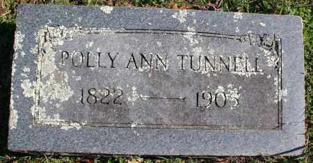 TUNNELL, POLLY ANN - Washington County, Arkansas | POLLY ANN TUNNELL - Arkansas Gravestone Photos